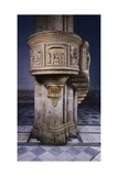 Marble Pulpit Designed