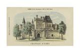 Chateau D'Uzes  Uzes  Gard
