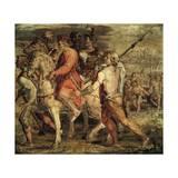 Departure of Cosimo Elder into Exile
