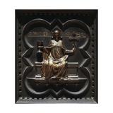 Faith  Bronze Panels