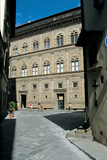 Palazzo Rucellai in Florence  1450 - 1460
