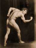Study of a Male Nude  C1900