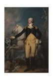 General George Washington at Trenton  1792