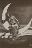 French Cabaret Dancer