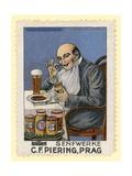 C F Piering Mustard  Prague