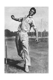 Brian Statham  Captain of Lancashire Cricket Club