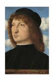 Portrait of a Venetian Gentleman  C1500