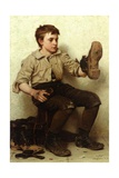 The Boot Boy  C1885-90