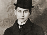 Portrait of Franz Kafka  1910