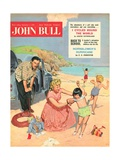 Front Cover of 'John Bull'  September 1958
