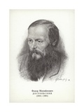 Fyodor Dostoyevsky  Russian Novelist