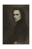 Franz Liszt  Hungarian Composer