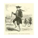 The Huamanguino  or Dancing Buffoon