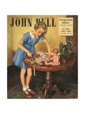 Front Cover of 'John Bull'  February 1949