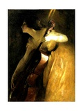 The Cellist  1898