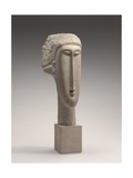 Head of a Woman  C1910-1911