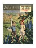 Front Cover of 'John Bull'  August 1950
