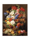 Composition of Flowers  1839