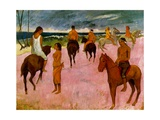 Riders on the Beach  1902