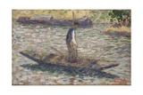 A Fisherman  C1884