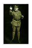 Soldier Beckoning  1915