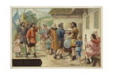 Scene from William Tell