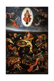 The Last Judgement  1540