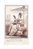 La M De Des Bouquets  1786