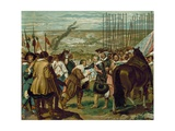 The Surrender of Breda  Netherlands  1625