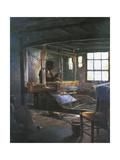 Breton Weaver  1888