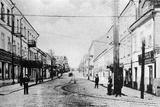 A Street in Minsk  1897