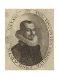 Portrait of Vincenzo Mirabella
