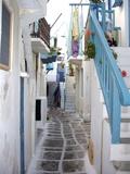 Mykonos  Greece  2007