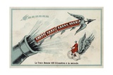 The Bomb Train - 100 Kilometres Per Second
