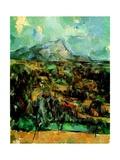 Mont Sainte Victoire  C1902
