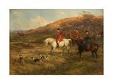 Hunting Scene  1899