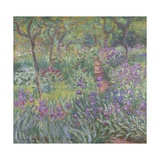 The Artist'S Garden in Giverny  1900