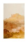 Durham Castle  1801
