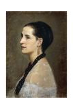 Portrait of Adelaide Ristori