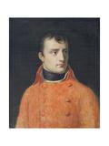 Napoléon Bonaparte  First Consul