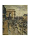 L'Arc De Triomphe  C1930-1931