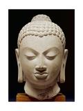 Buddha Head  Sarnath Culture  500 Ad