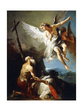 The Vision of Saint Jerome  C1720-22