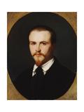 A Self-Portrait  Bust Length  1847