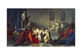 The Death of Julius Caesar  1793-99