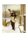 Delivery Boy  1863