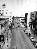 Las Olas Boulevard  Fort Lauderdale  C1945