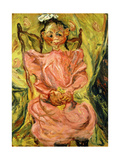 Girl in Pink  1925