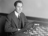 José Raúl Capablanca Y Graupera  1915
