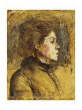 Head of a Woman  1899